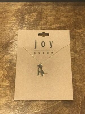 Joy Susan Puppy Love Necklace