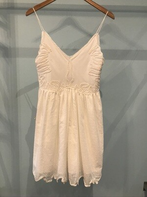 SL Embroidered Cami Dress