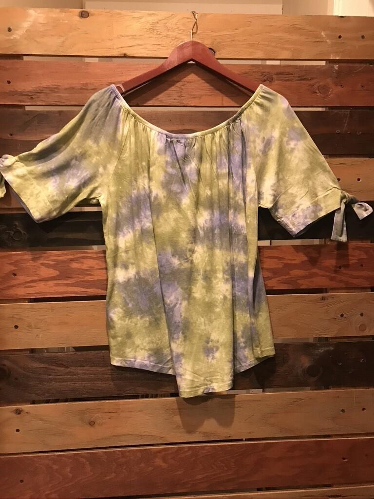 Dantelle Soft Meadow Tye Dye Top