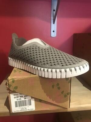 Tulip Grey Shoes