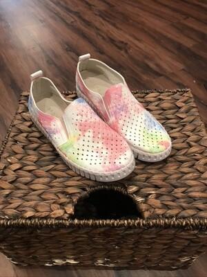 Tulip Tie Dye Shoes