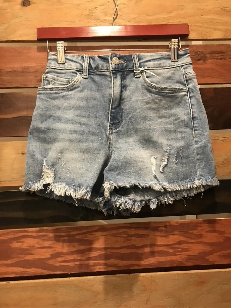 Demin Shorts
