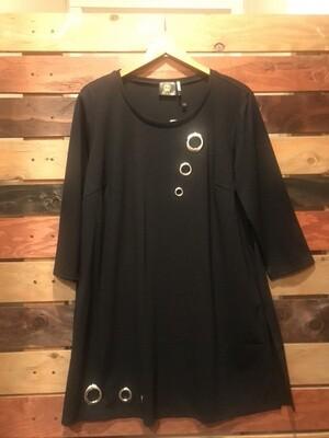 Black Groment Tunic