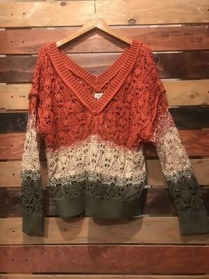 POL Autumn Maple Sweater