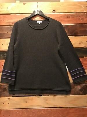 Habitat Grey Bangle Roll Sweater