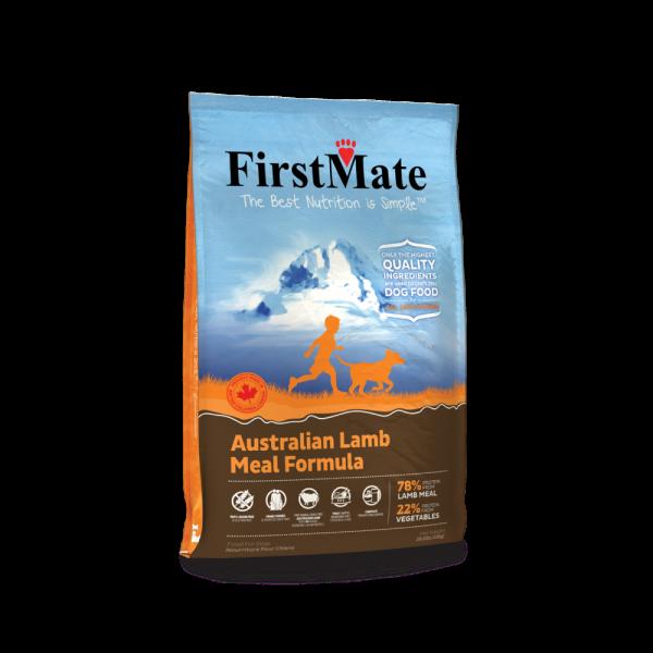 FirstMate Dog Australian Lamb 5 lb