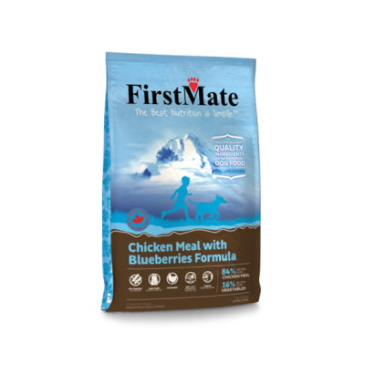FirstMate Chicken Meal with Blueberries 5lb