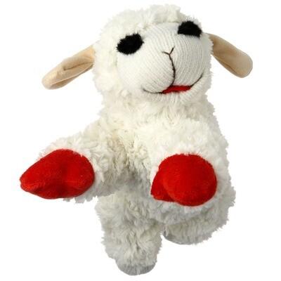 "Lamb Chop 10"" Squeak"