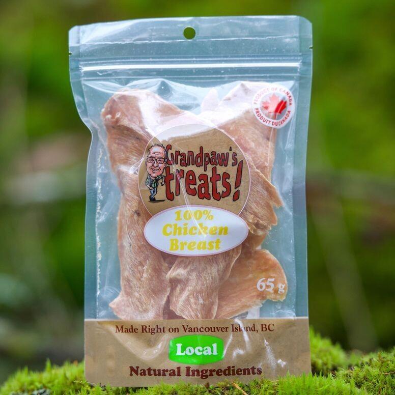 Grandpaw's Treats Chicken Breast
