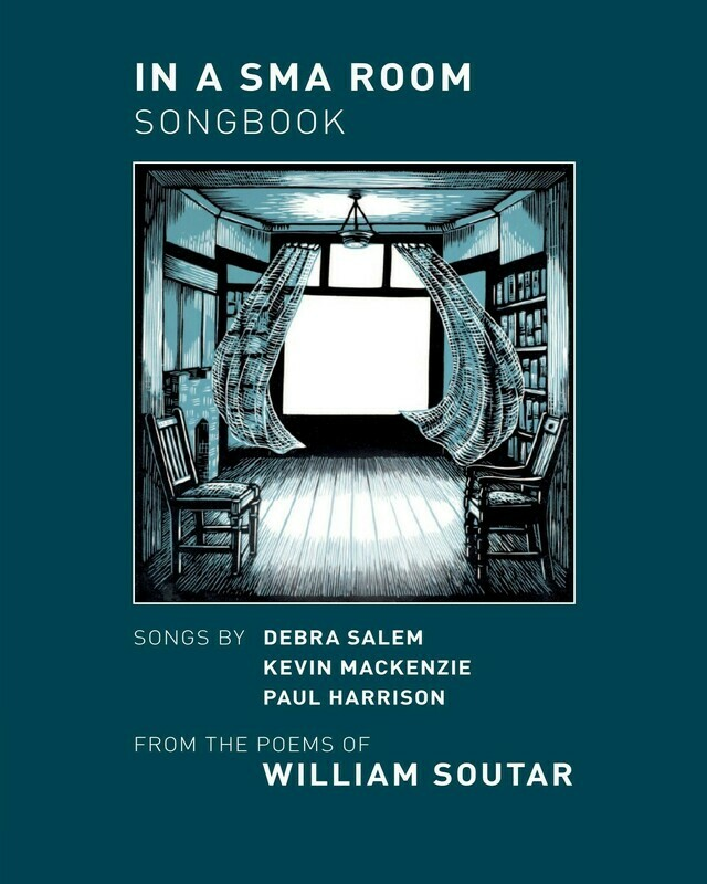 IN A SMA ROOM Songbook  (inc. UK postage)