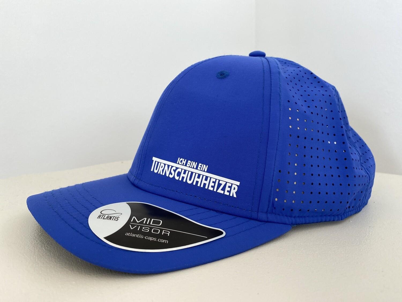 Turnschuhheizer Cap royal