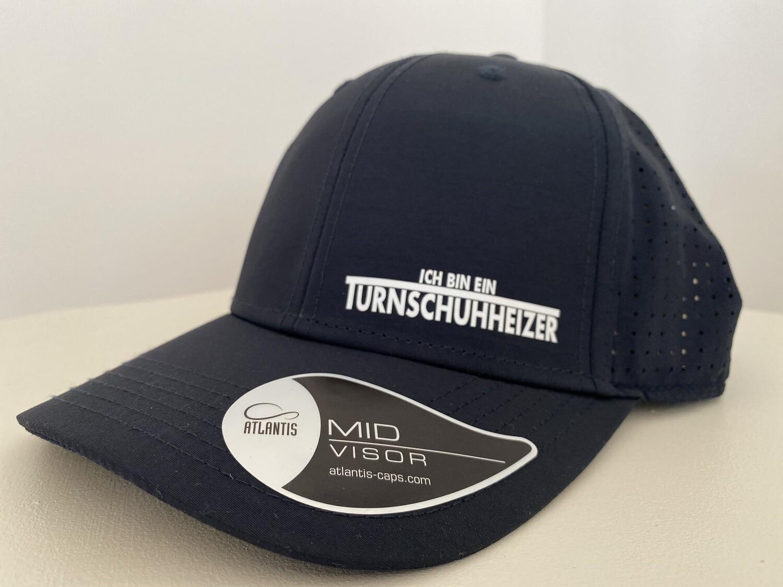 Turnschuhheizer Cap navy
