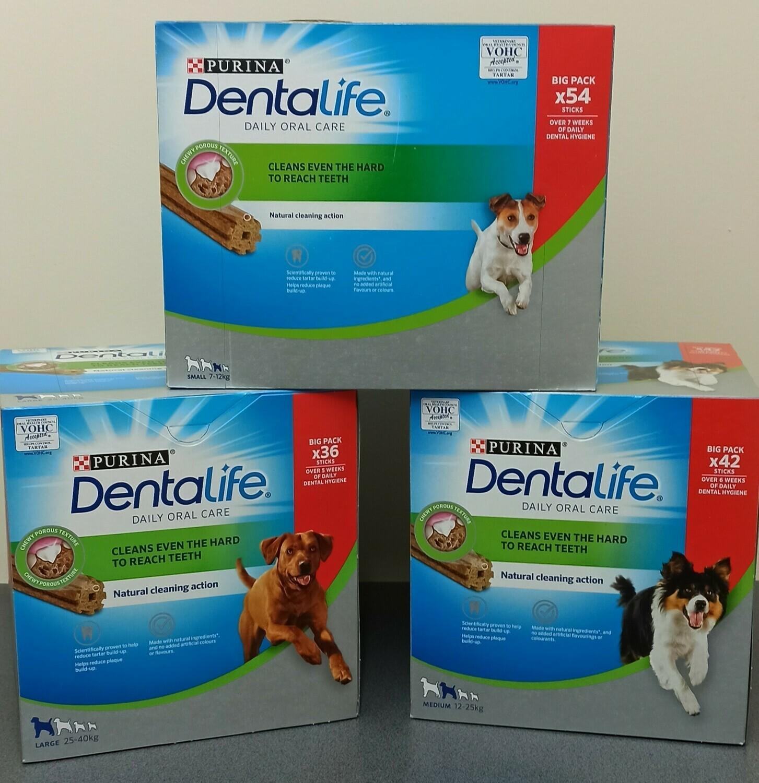 Purina DentaLife Dental Sticks
