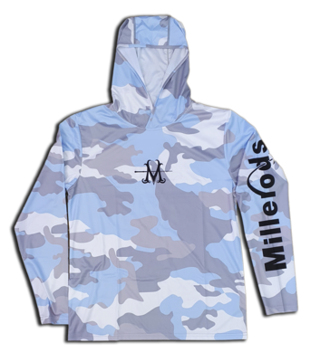Millerods Switchbait Hooded Shirt