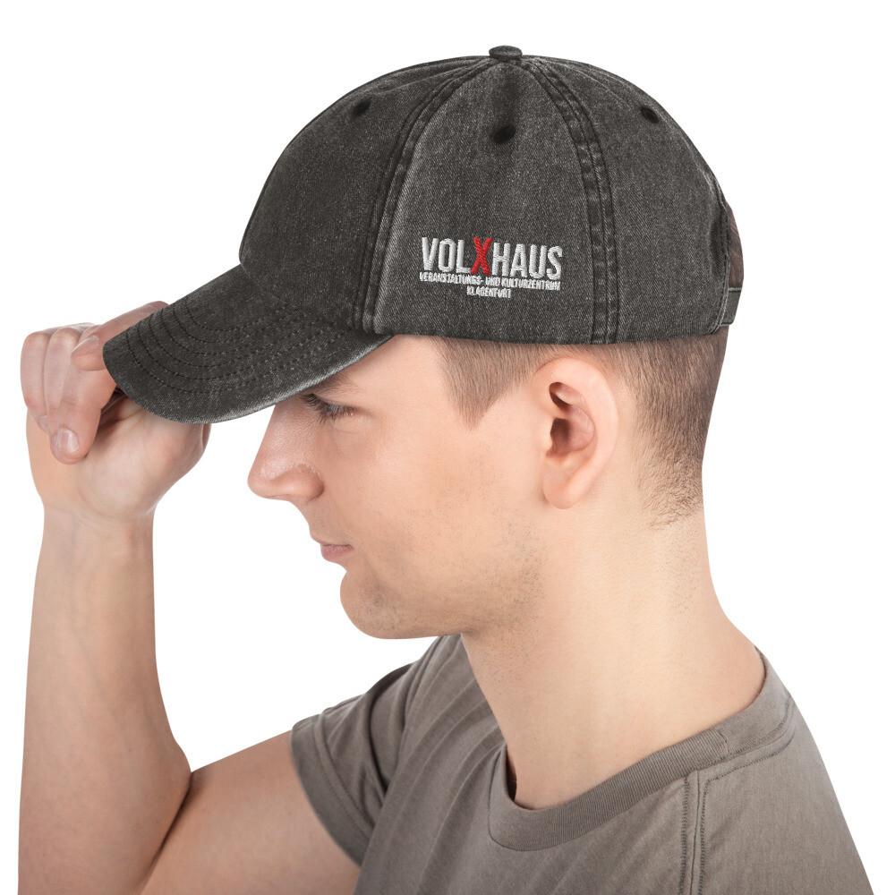 Vintage Cap versch. Farben