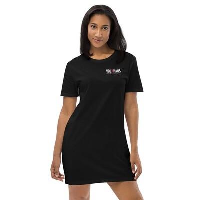 Bio-Baumwolle T-Shirt-Kleid