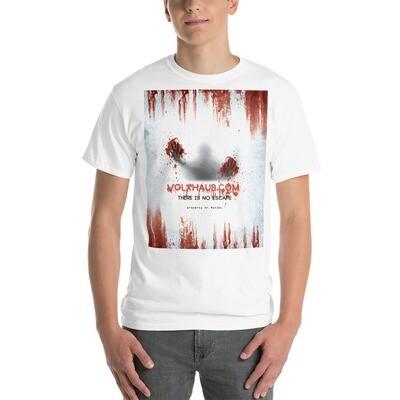 """Klassisches Herren-T-Shirt """"PROPERTY OF VOLXHAUS"""""""