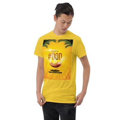 """Klassisches Herren-T-Shirt """"#DOD"""""""