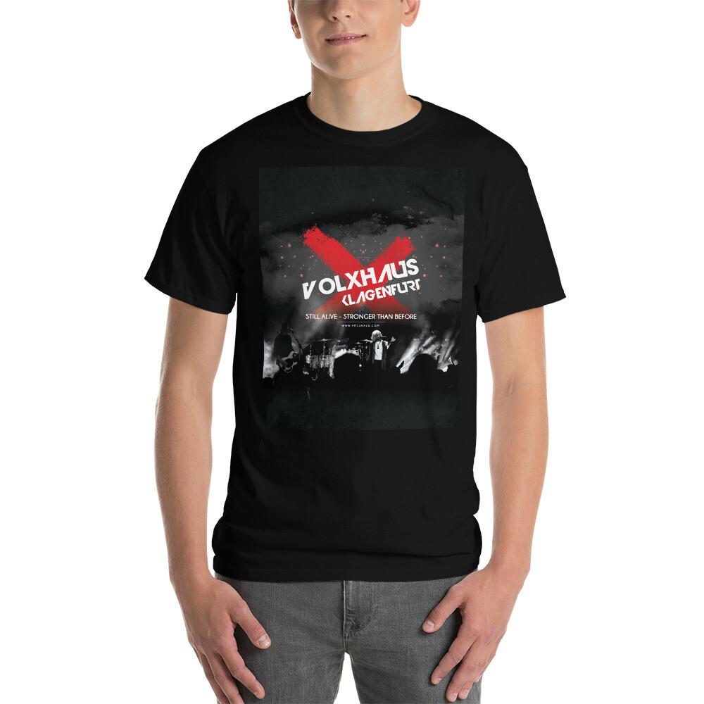 """Klassisches Herren-T-Shirt """"STILL ALIVE"""""""