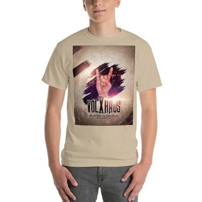"""Klassisches Herren-T-Shirt """"POMMESGABEL"""""""