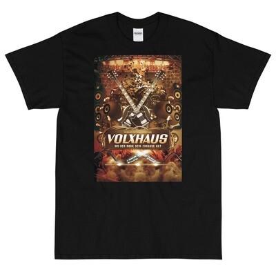 """Klassisches Herren-T-Shirt """"ZUHAUSE"""""""