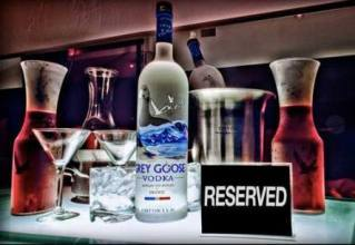 Premium Bottle Service