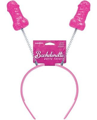 Bachelorette Party Favors Glitter Pecker Boppers