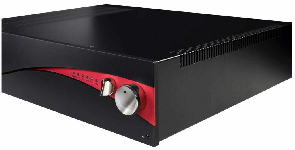 Struss Audio DM250 amplifier