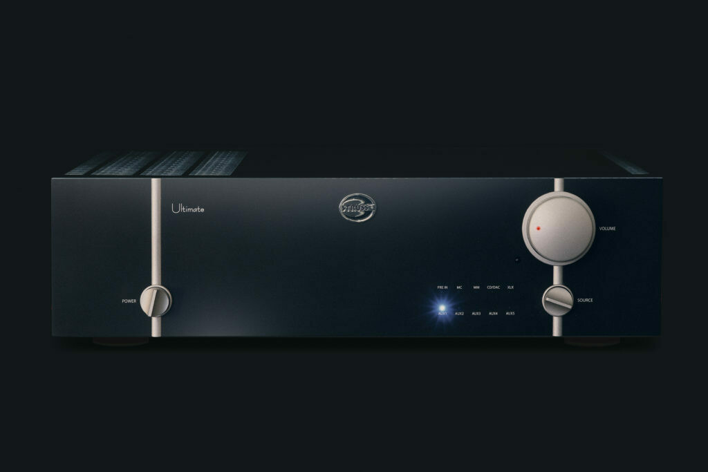 Struss Audio Ultimate amplifier