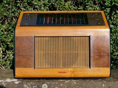 Pye PE80 vintage radio