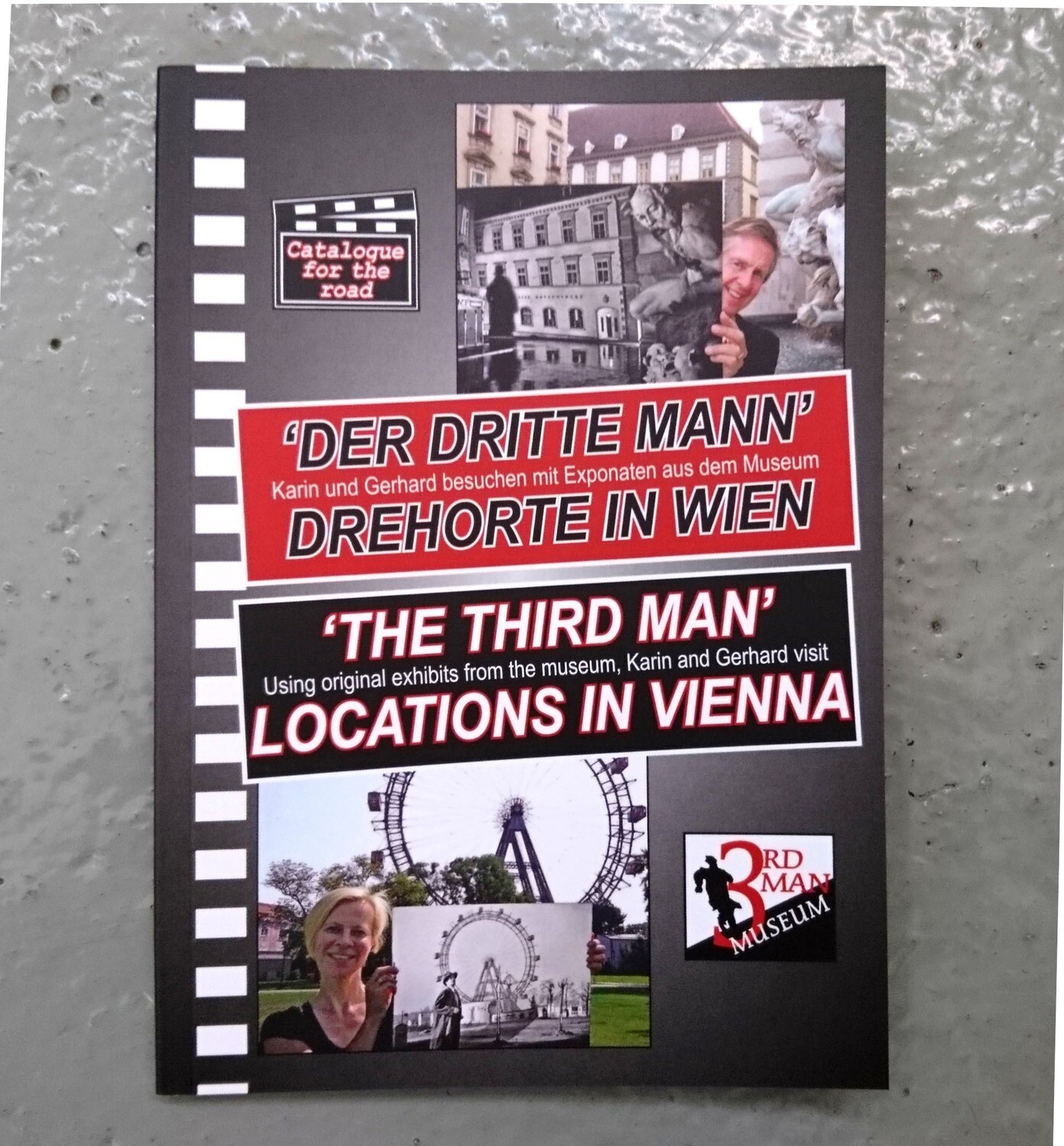 DREHORTE IN WIEN / FILMING LOCATIONS IN VIENNA