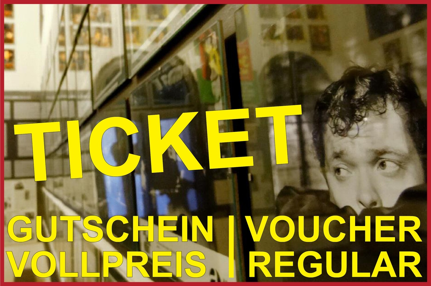 TICKET 1 PERSON