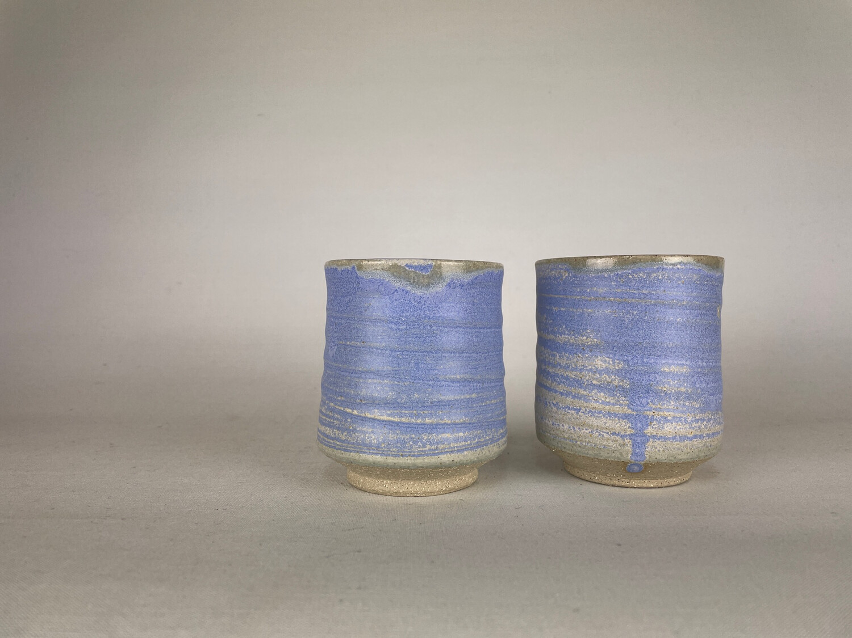 Set Yunomi Kopjes / Set of Yunomi cups