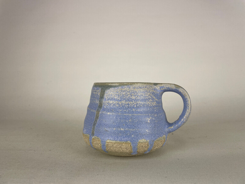 Blauwe Mok / Blue Mug