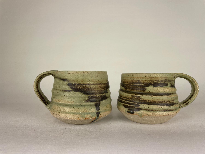 Groene Mok / Green Mug