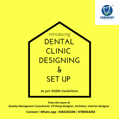 2D DESIGN PLAN FOR CLINIC (AS PER NABH GUIDELINES)