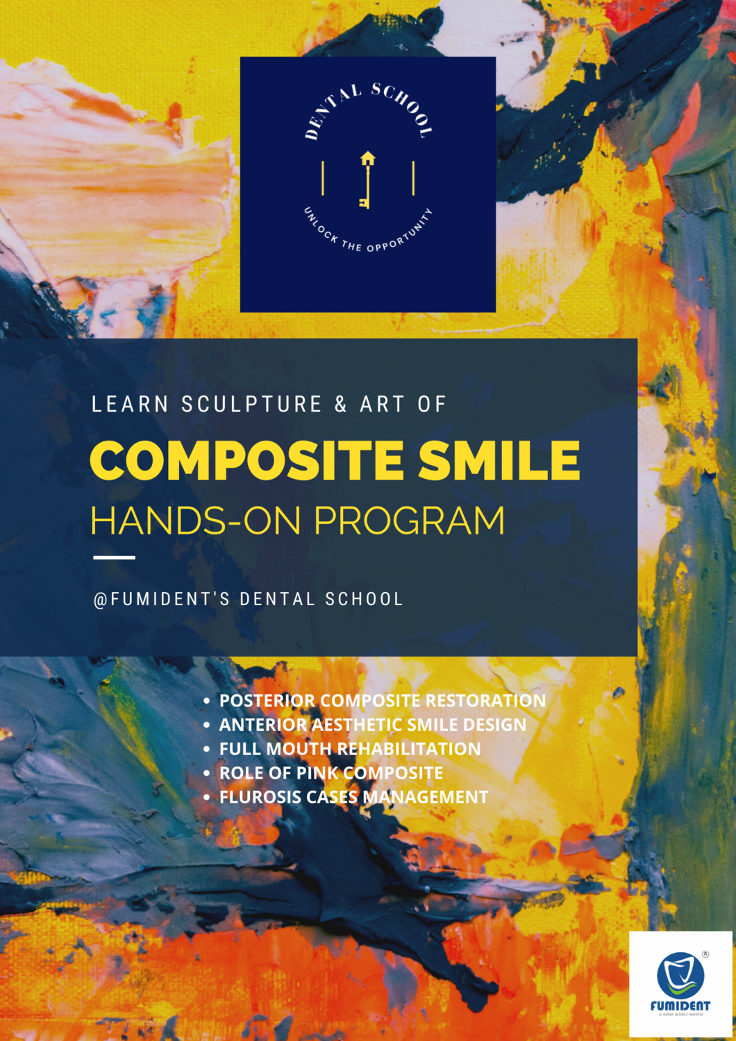 POSTERIOR COMPOSITE RESTORATION HANDS-ON COURSE
