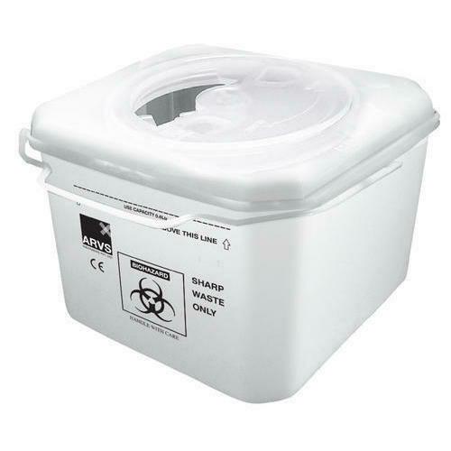 Sharp Disposal Box