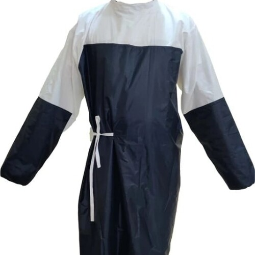 SURGICAL PARACHUTE GOWN