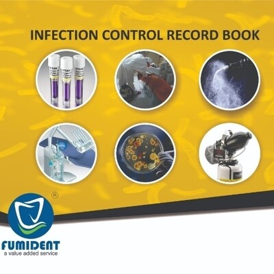 INFECTION CONTROL RECORD BOOK