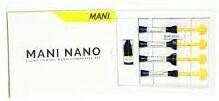 MANI NANO KIT LIGHT CURING NANO COMPOSITE KIT
