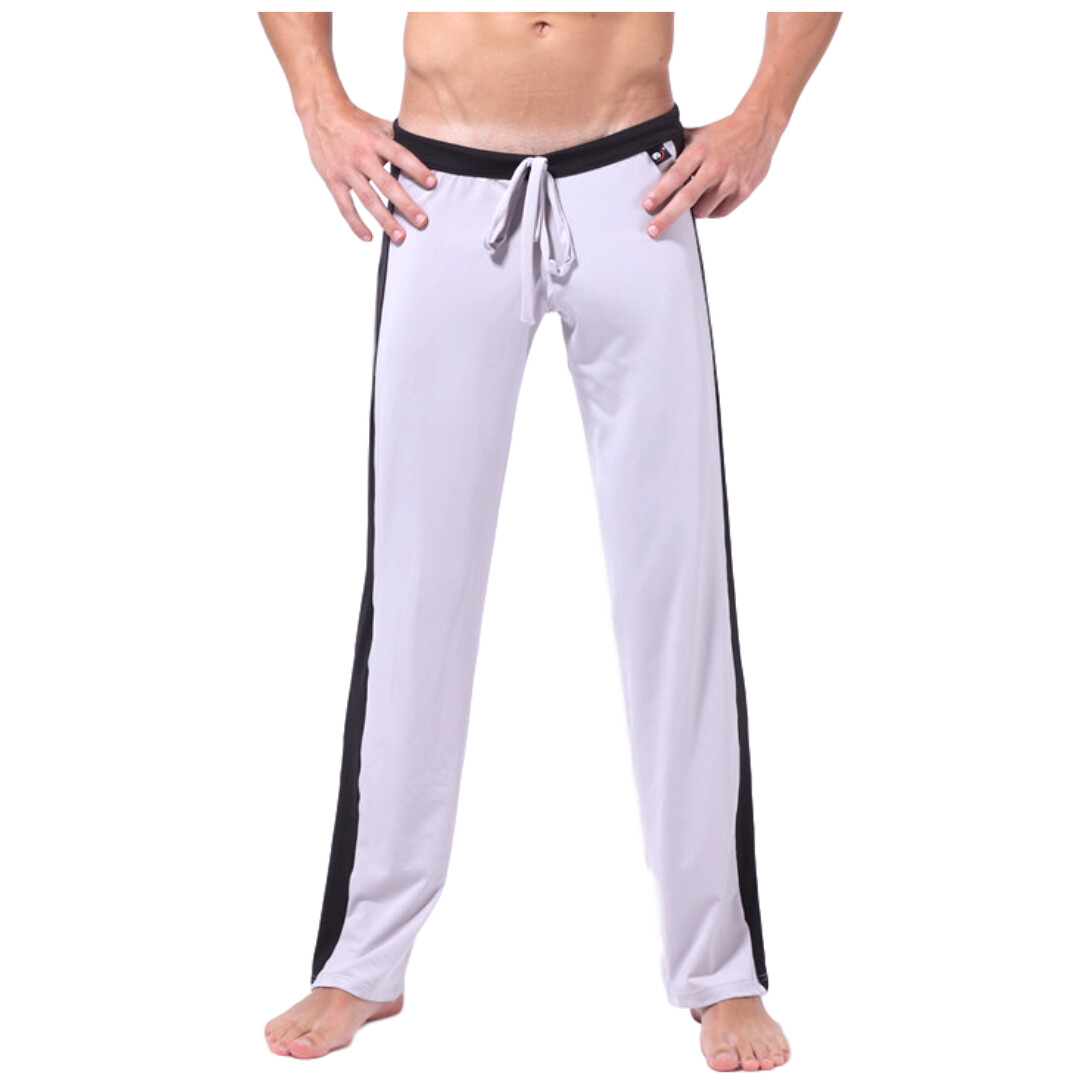 Pants de moda para hombre, modelo C color gris