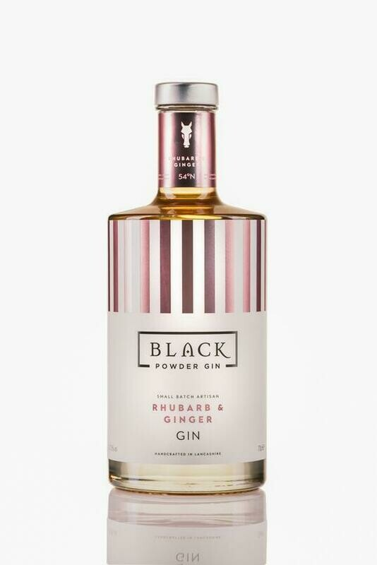 Rhubarb & Ginger Gin 20cl / 70cl
