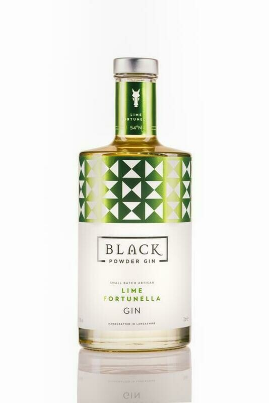 Lime Fortunella Gin 20cl / 70cl