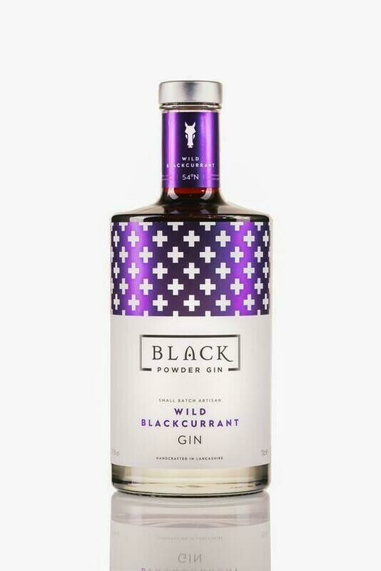 Wild Blackcurrant Gin 20cl / 70cl
