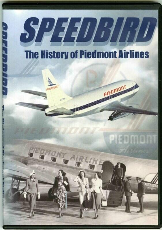 Speedbird: The History of Piedmont Airlines