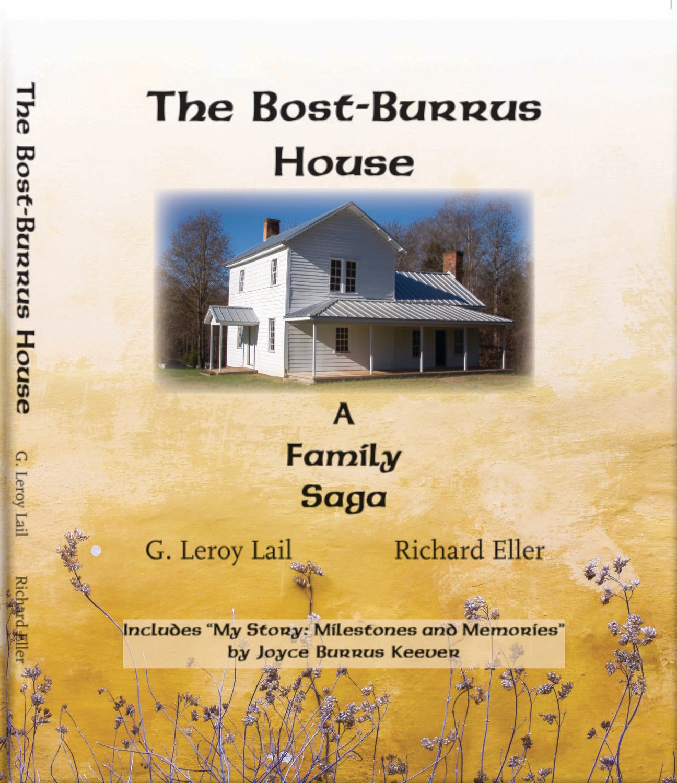 Bost-Burrus House COLOR VERSION