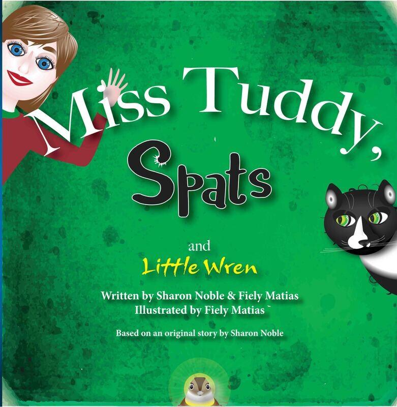 Miss Tuddy, Spats, and Little Wren