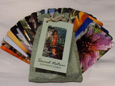 Sacred Nature Guidance Cards