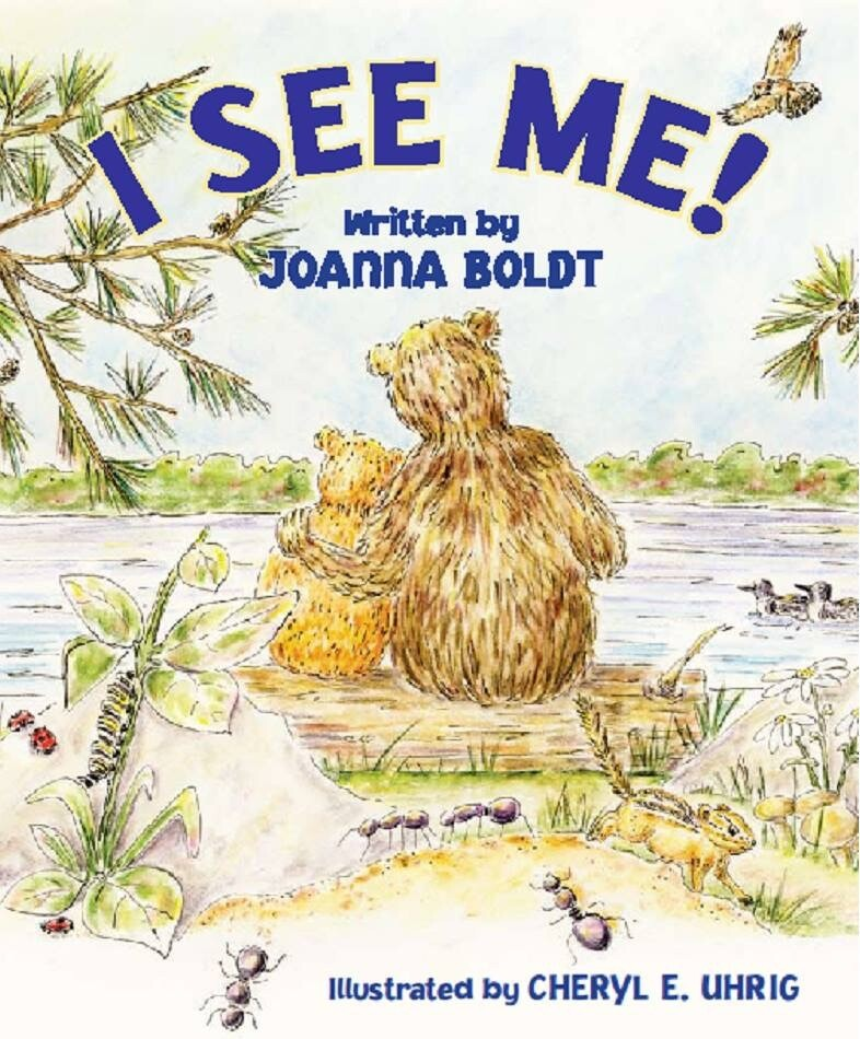 I See Me! (Children's Book)